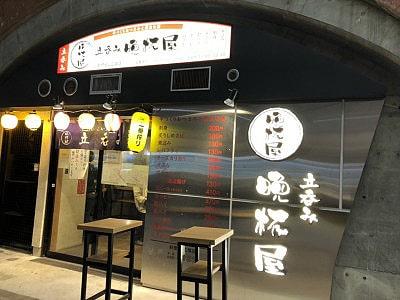 立呑み晩杯屋 新橋SL広場店